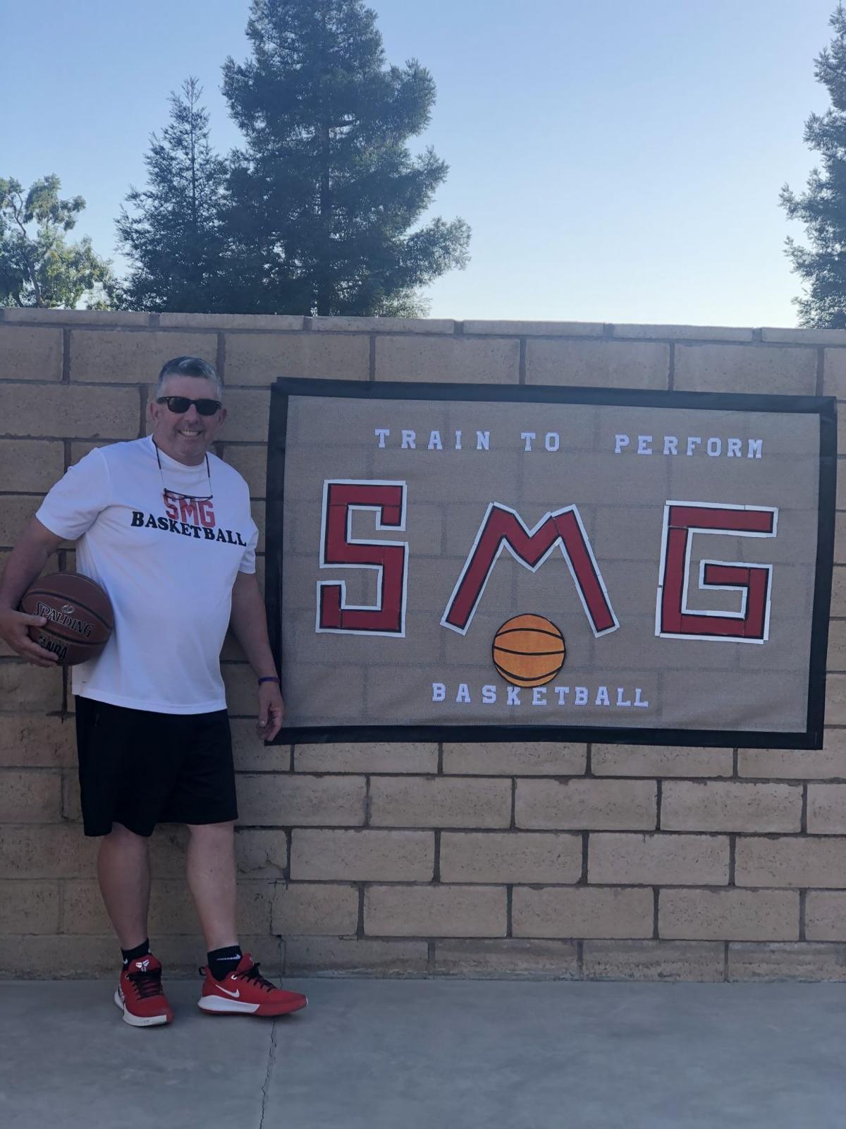 Bobby Sharp and SMG basketball