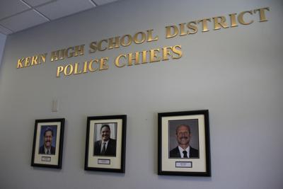 KHSD police chiefs