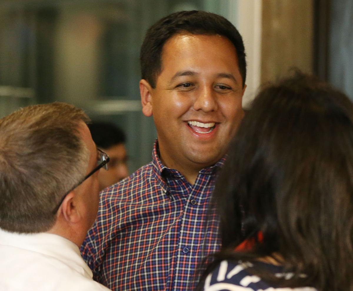 Bakersfield City Council candidate Andrae Gonzales