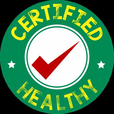 Certified Healthy