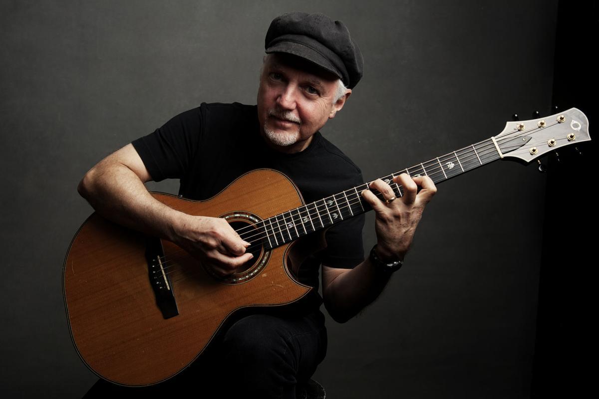 Faith, talent run deep for guitarist Phil Keaggy