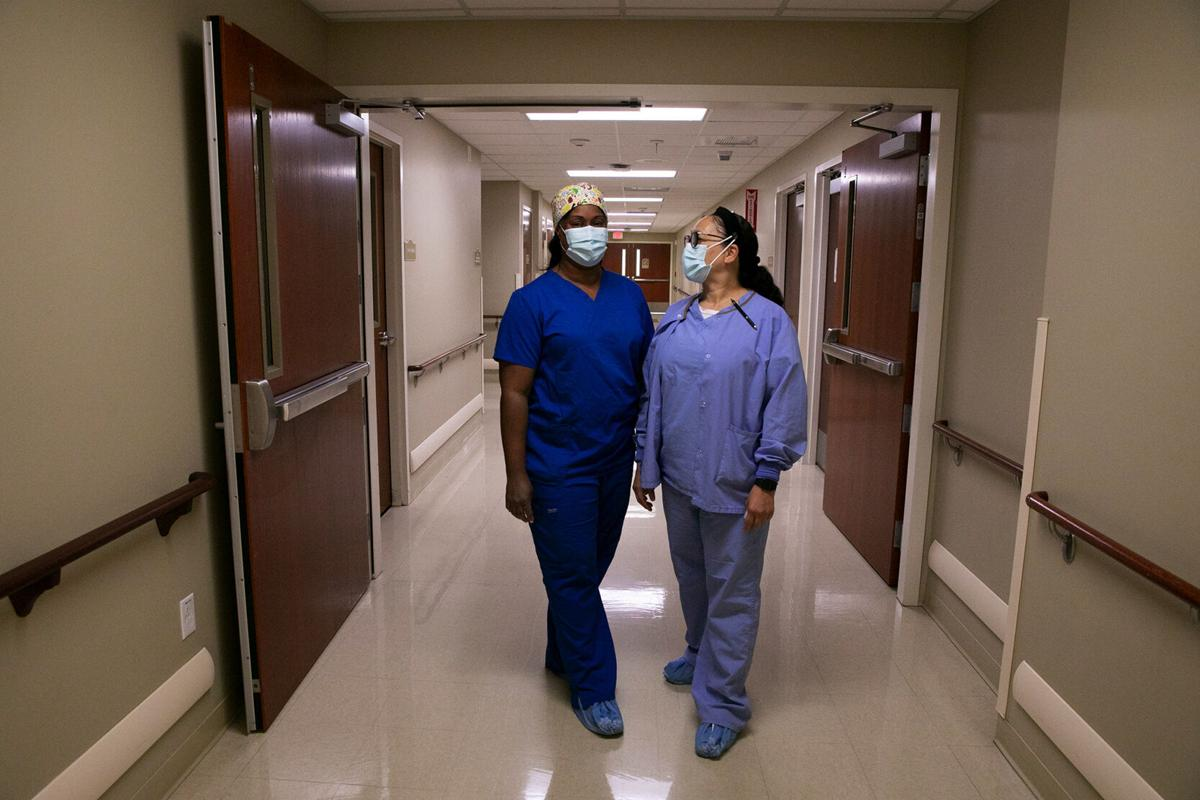 Traveling Nurses High Res for Bakersfield Californian