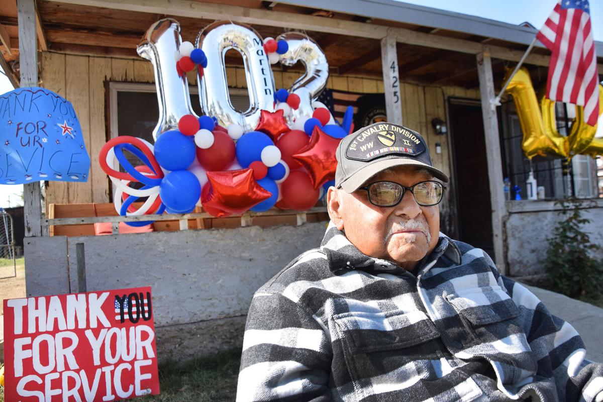102 yr old vet