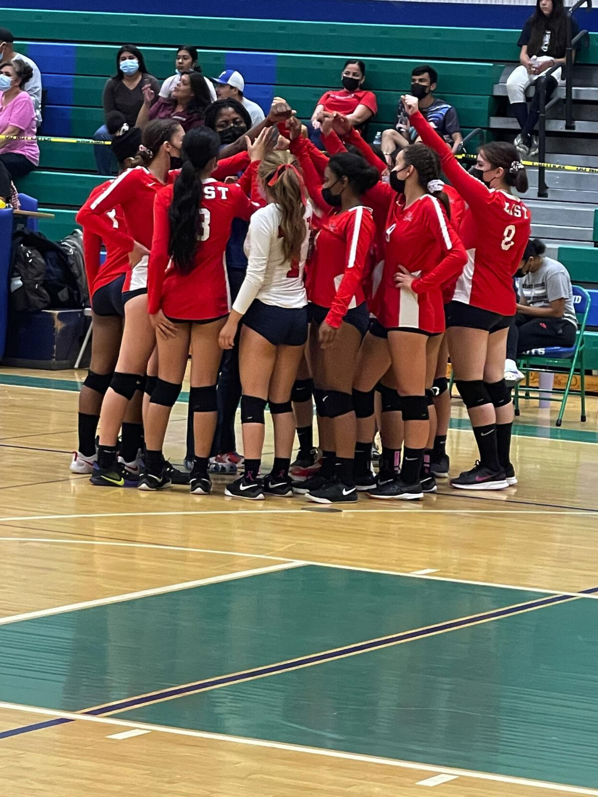 East high volleyball-2