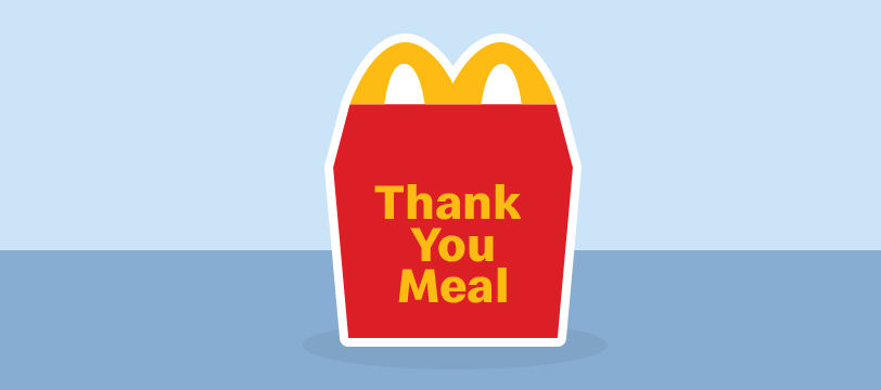 Thank You Meal