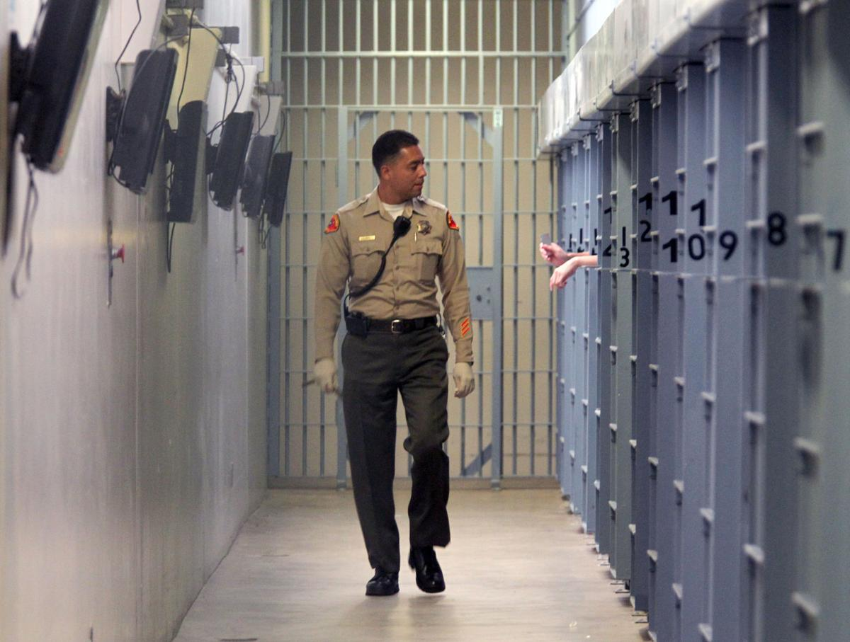 Scanners expected to detect contraband in county jails