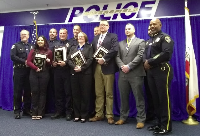 BPD honors officers for surviving shootouts, taking down gangsters and tackling homelessness at annual awards ceremony