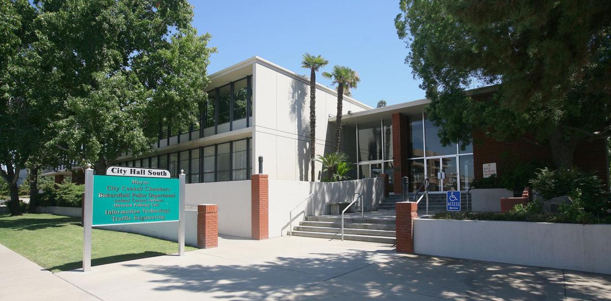 Bakersfield City Hall