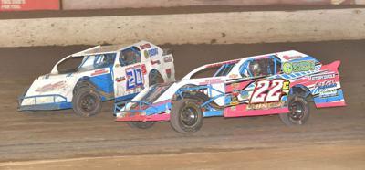 Bakersfield Speedway Johnson