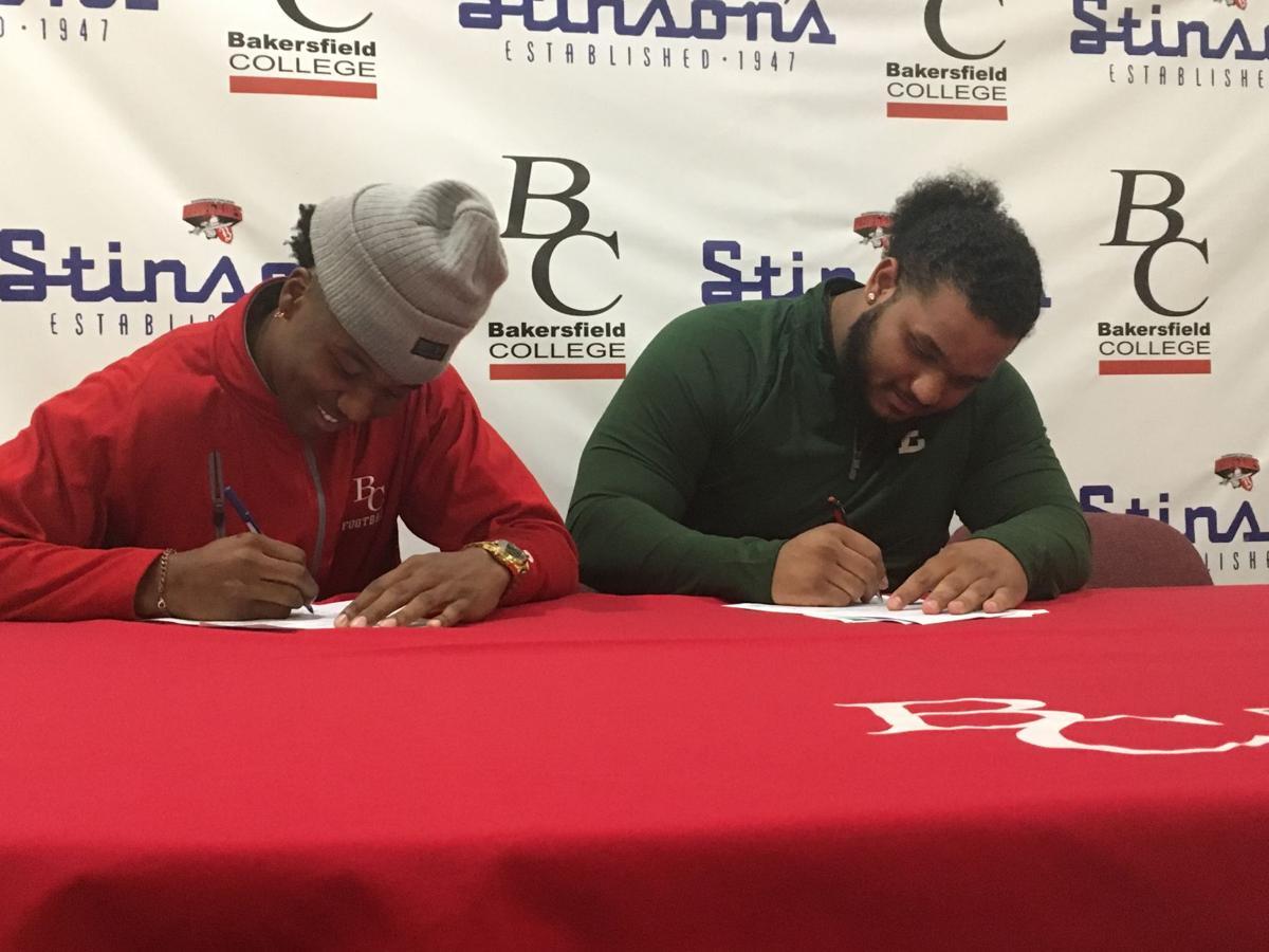 Tyrrel Eddington BC football Eastern Michigan Signing Day