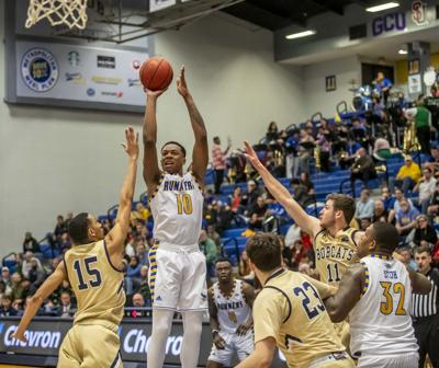 Montana St at CSUB Mens BB18