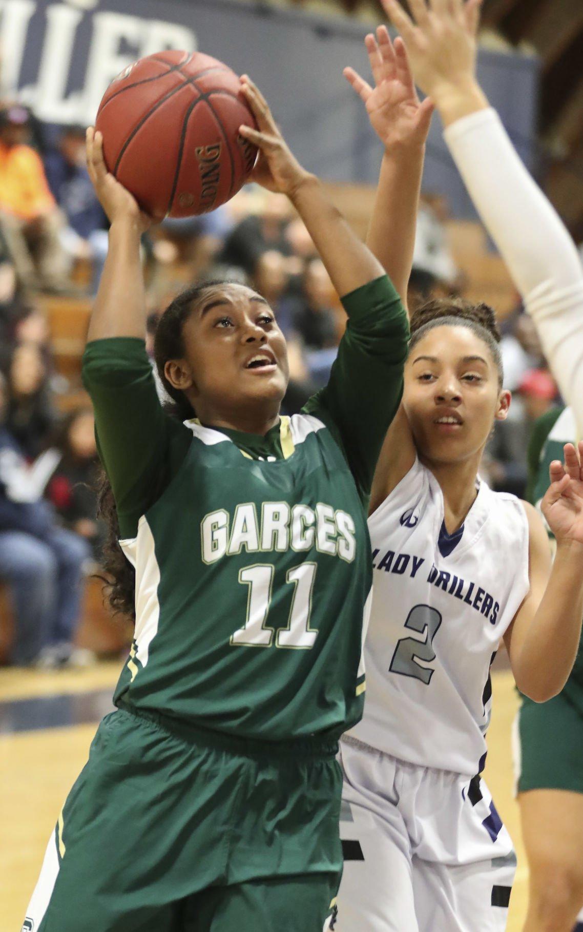 Garces BHS girls basketball