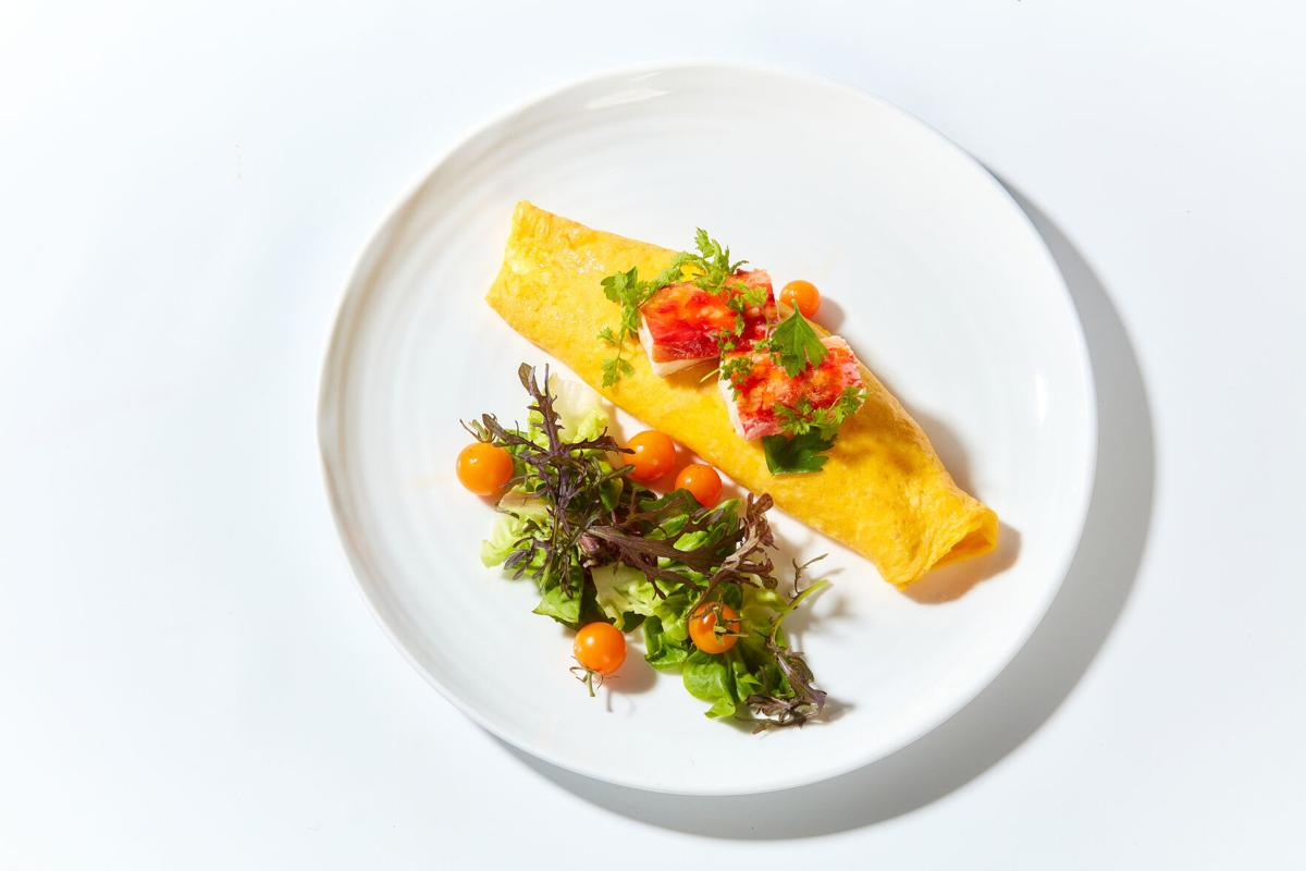 Rolled French Omelet_Spago