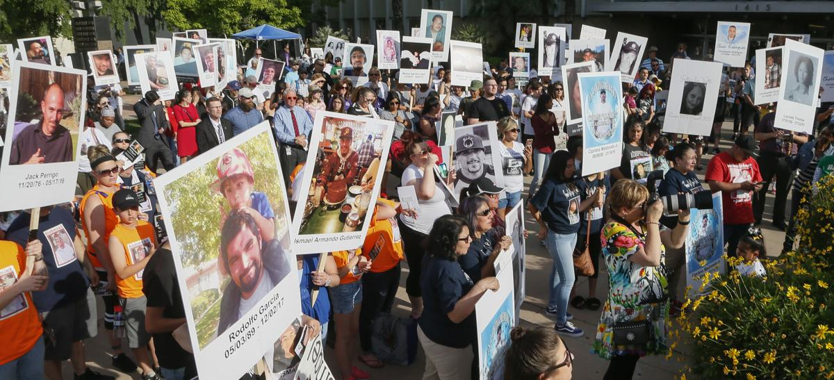 Crime Victims' Rights March keeps memories of lost alive | News