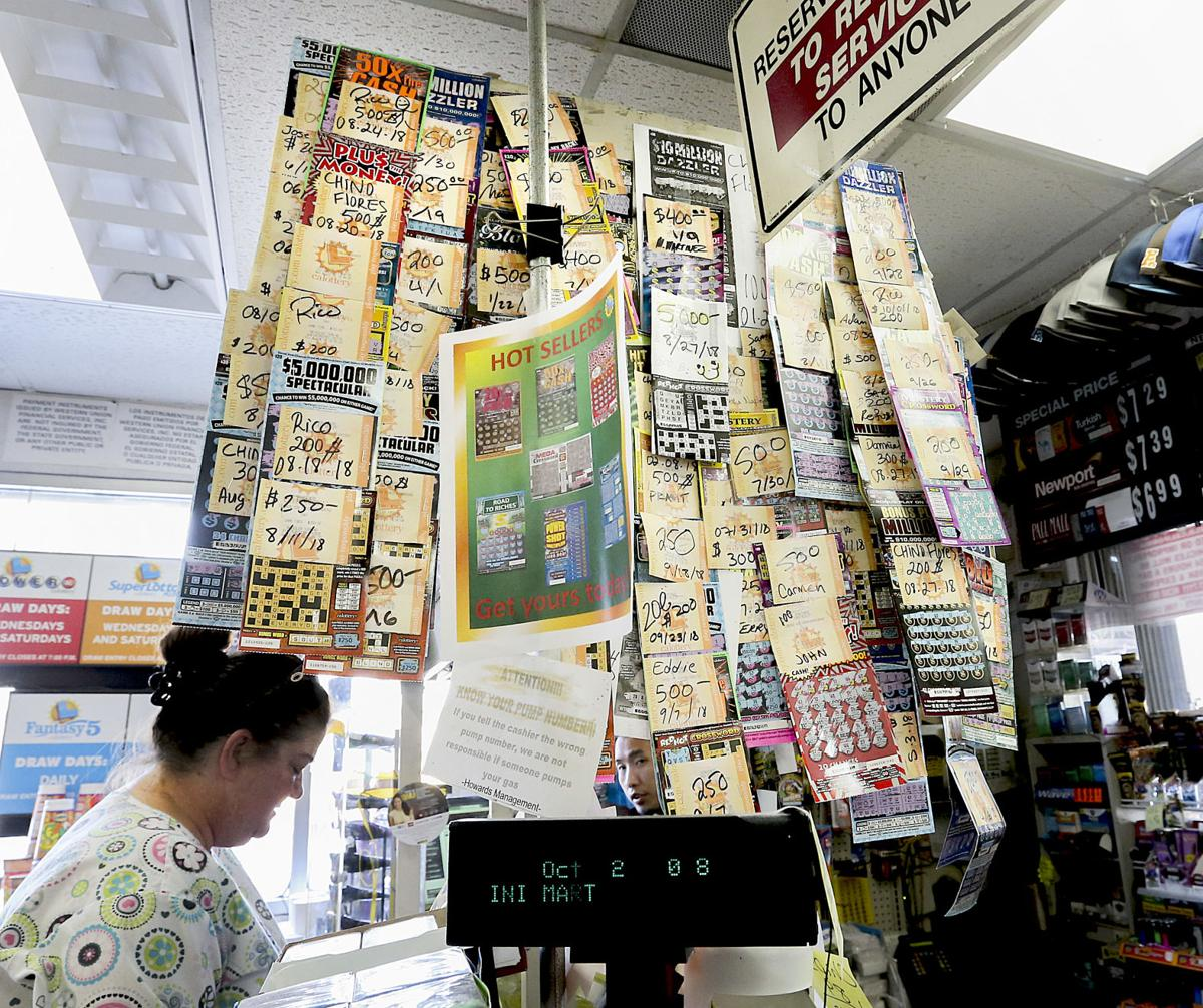 Lucky' stores are the real winners when lottery fever hits   News