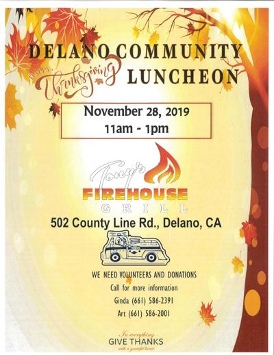 delano thanksgiving