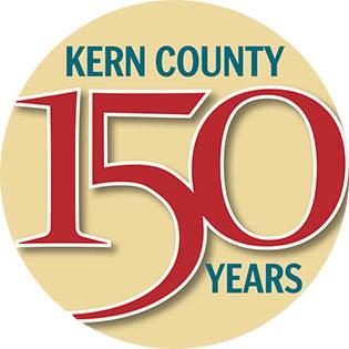 Kern 150 years logo