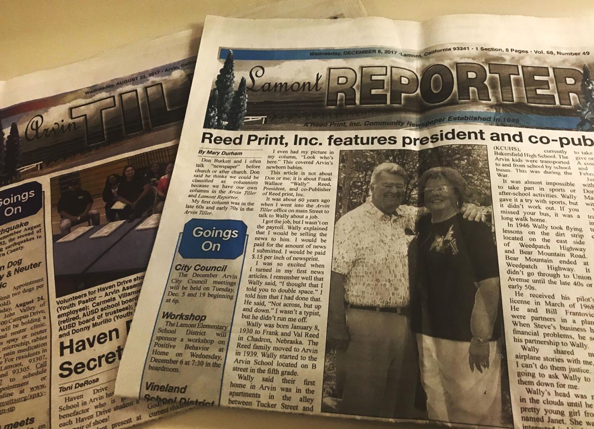 Reed Print