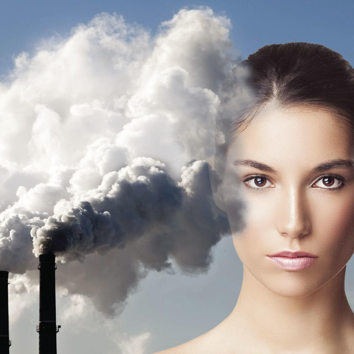 YOUR BODY: Don't overlook the effects of pollution on the skin ...