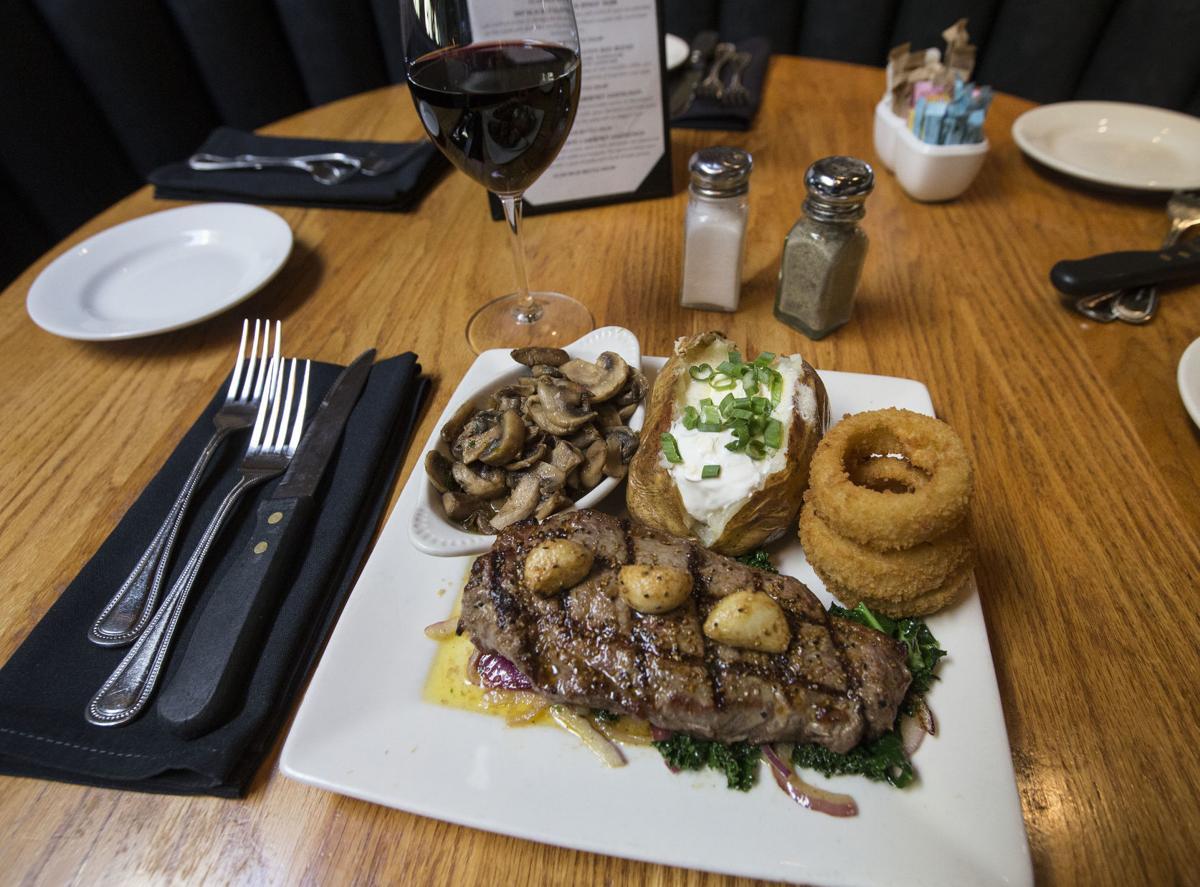Hungry Hunter steak