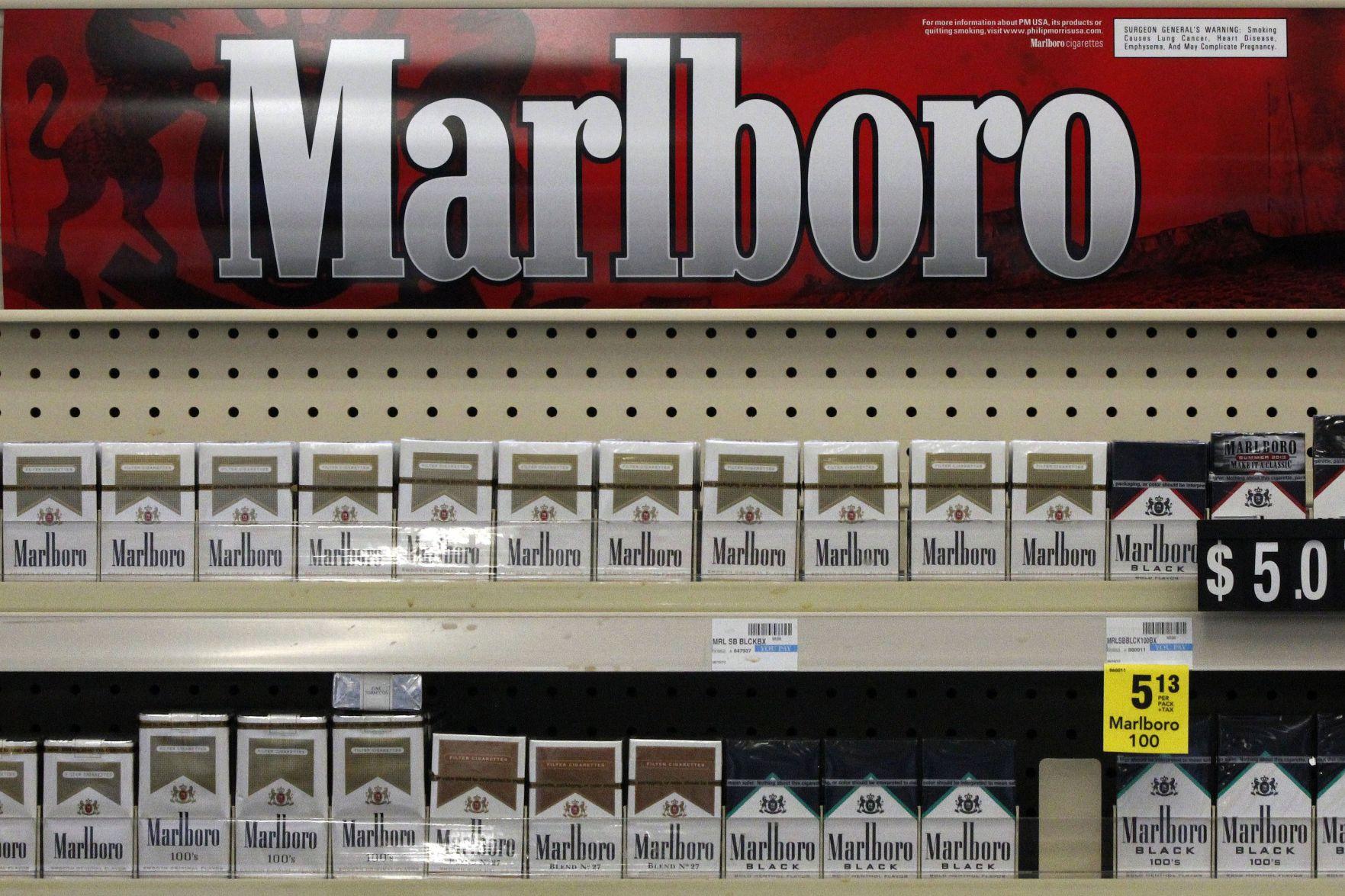 UKian cigarettes Marlboro buy