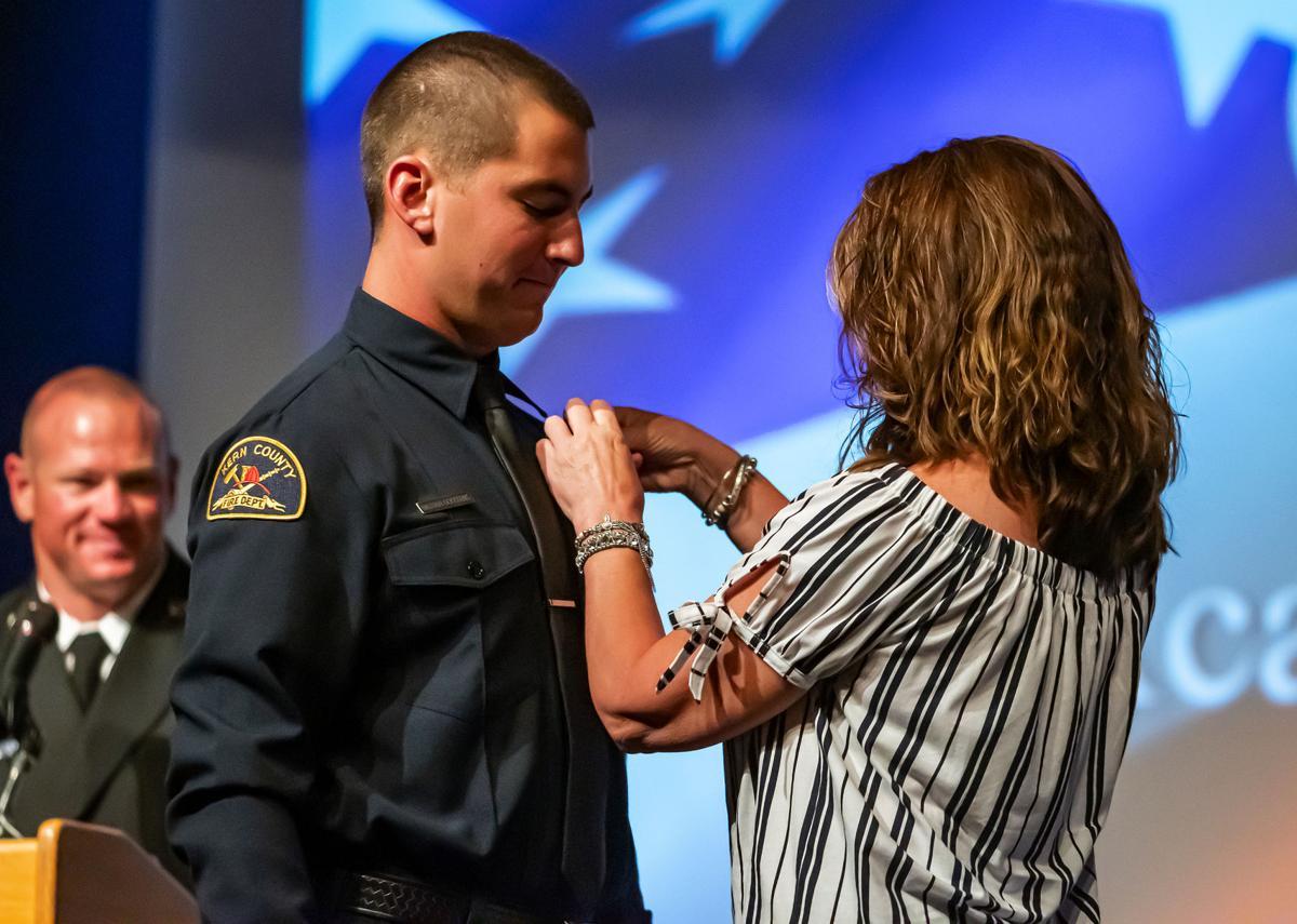 2019 Firefighter Academy Graduation
