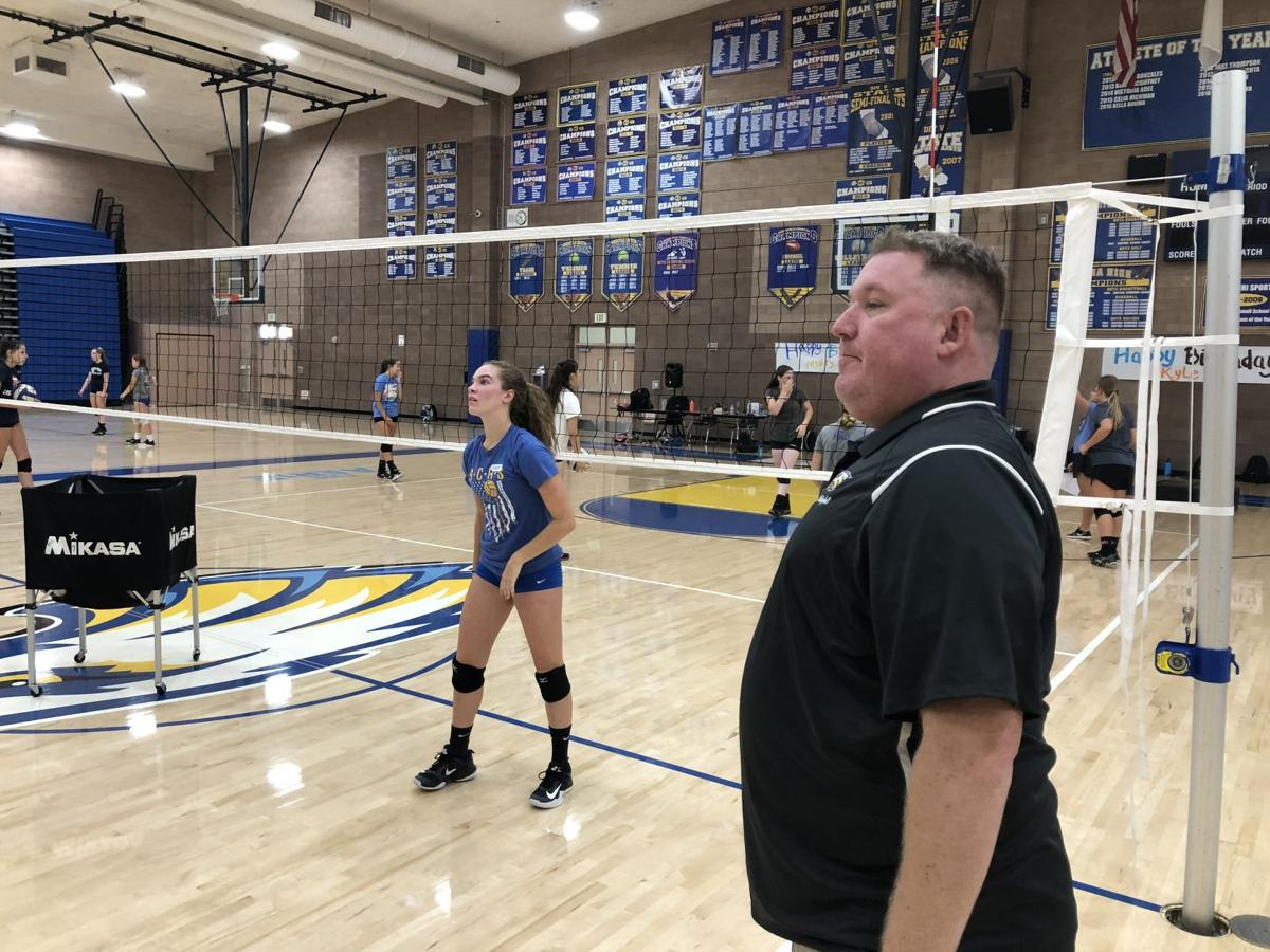Fall Camp Travels Area S Top Volleyball Teams Gear Up For Season Bvarsity Bakersfield Com