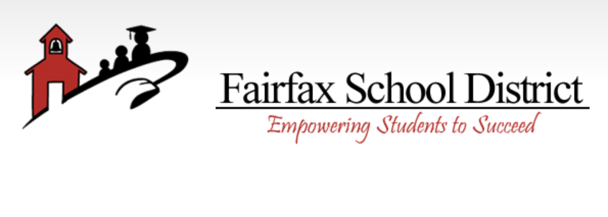 fairfax school district logo