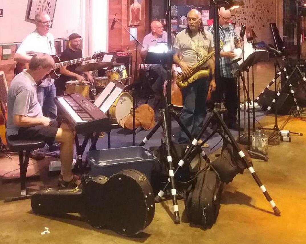 The Bakersfield Jazz Workshop-1 Lowdown