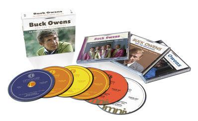 Buck disc set