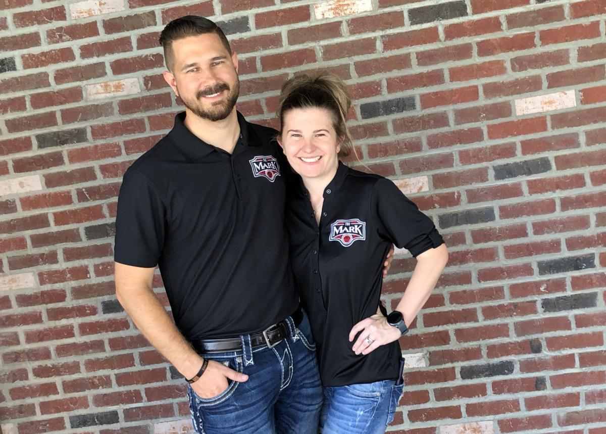 Bryan and Mikela Oberg