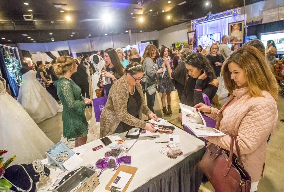 Bridal Show shows Bakersfield what to expect for 2018 wedding trends