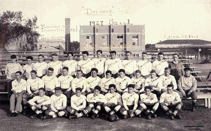 1927 BHS Team