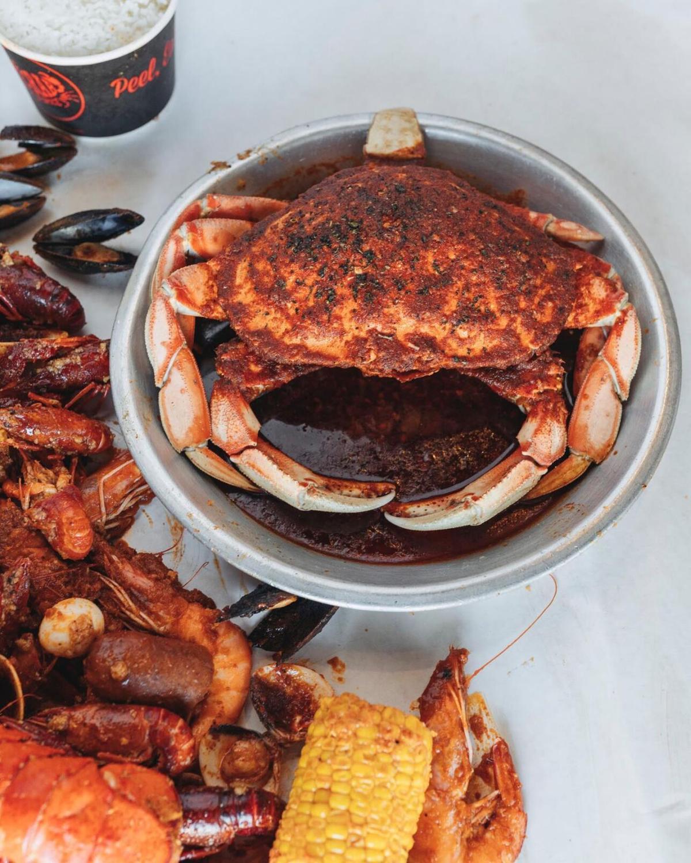 Crab N Spice crab
