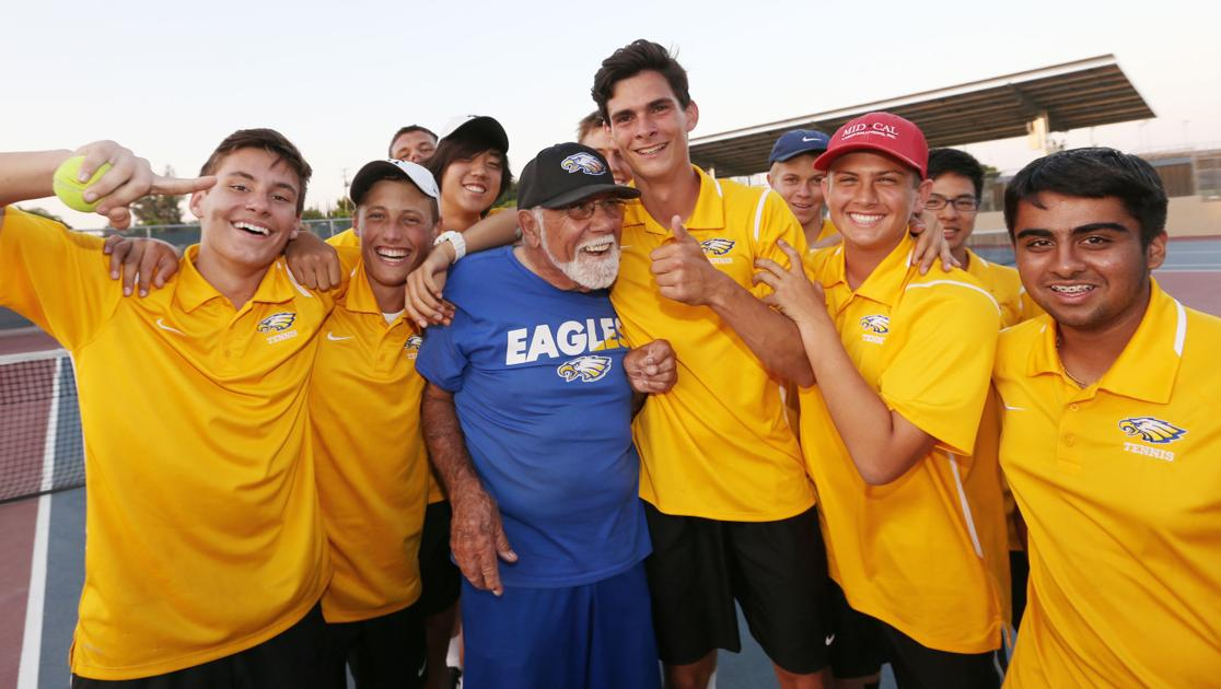 Elias Hall of Fame: Thiessen has had great success coaching tennis at Wasco and BCHS