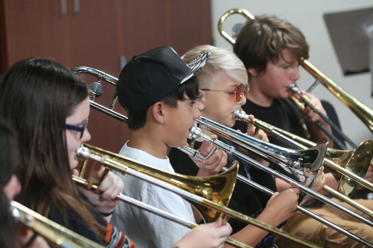 Standard trombones