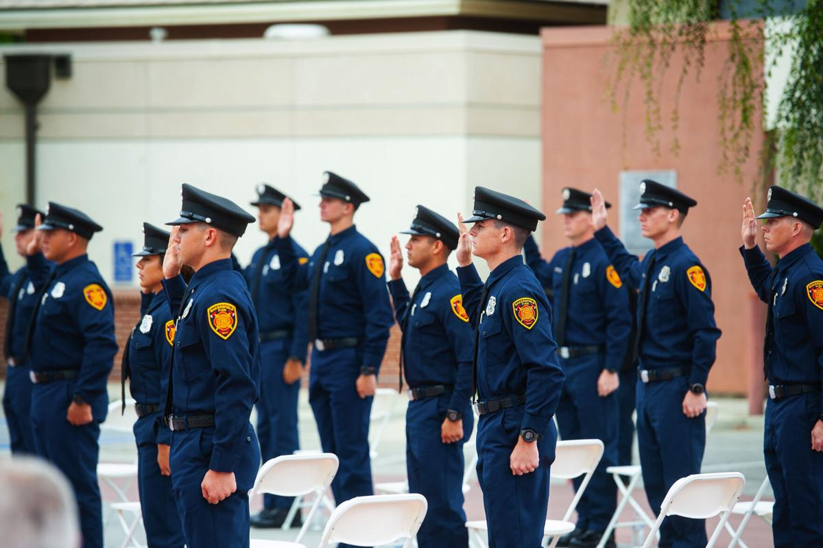 BFD Fire Academy Graduation 20-1