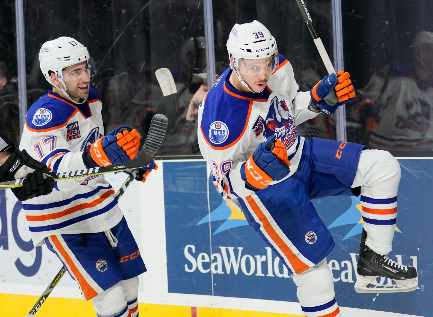 AHL: Two Straight Wins Have Condors At .500 And Looking For Better Times | Sports