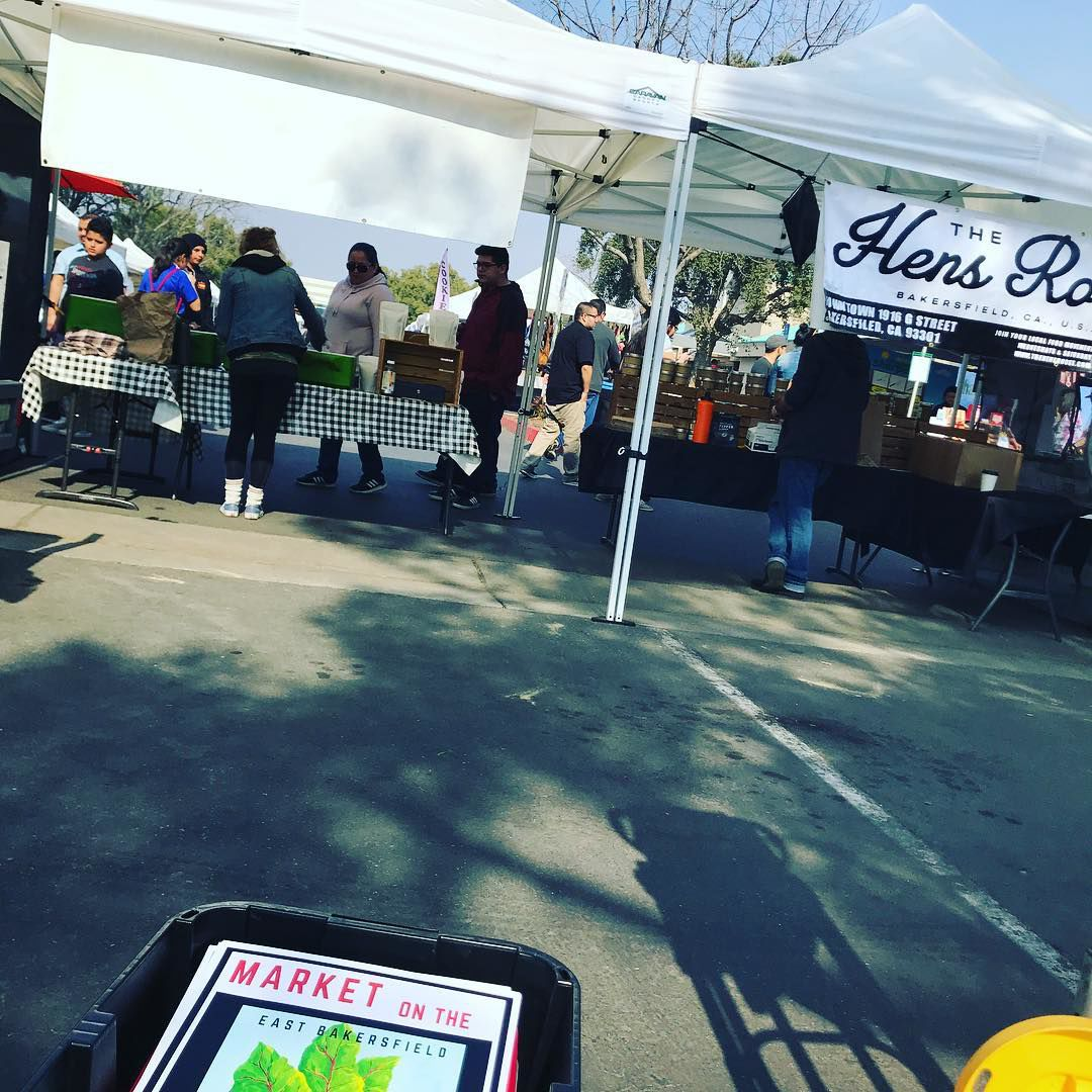 The Henu0027s Roost and Kaiser Permanente are launching Market on the Hill a new farmers market in northeast Bakersfield on Saturday. & Go east for eats produce and more with new Market on the Hill ...