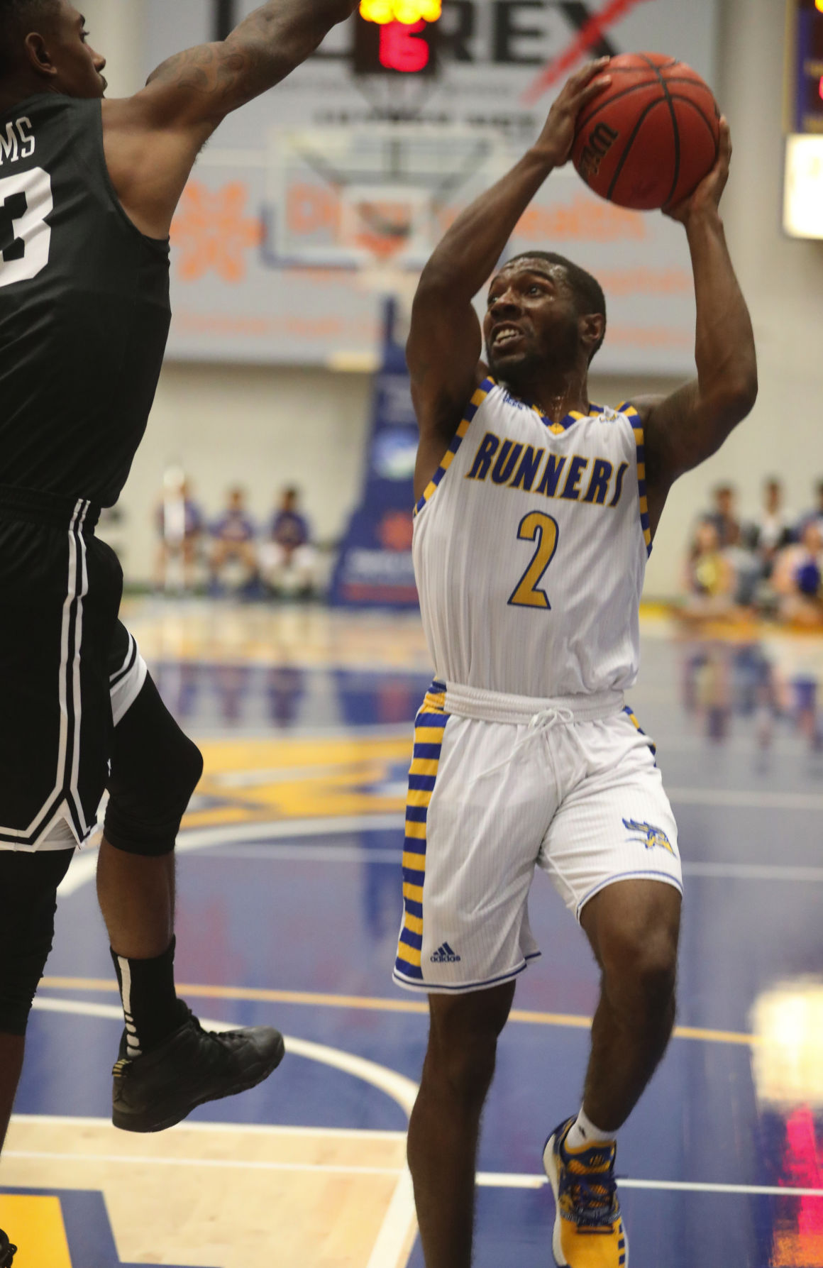 Rickey Holden's daughter is why he's at CSUB and what makes