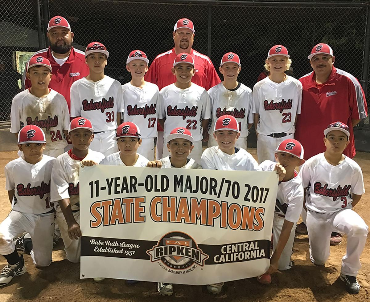 NW Bakersfield 11-70s capture Central California Cal Ripken title