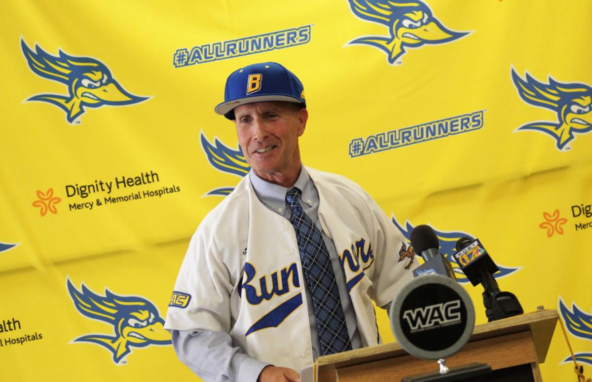 CSUB baseball coach