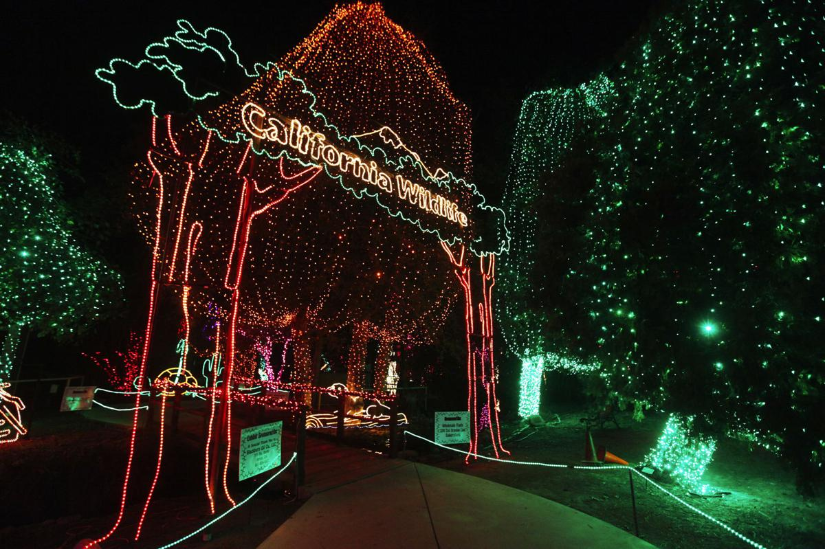 Where To See Christmas Lights Near. Bakersfield Ca 2021 Holiday Lights Still A Bright Idea Entertainment Bakersfield Com