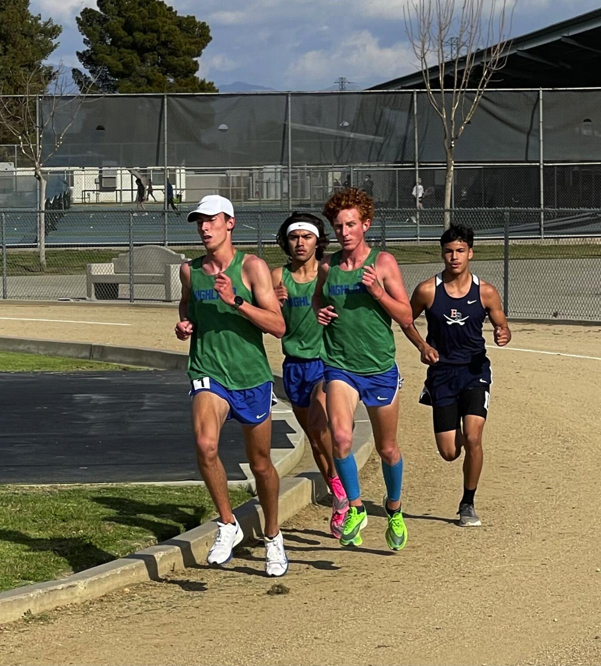 East and highland cross country