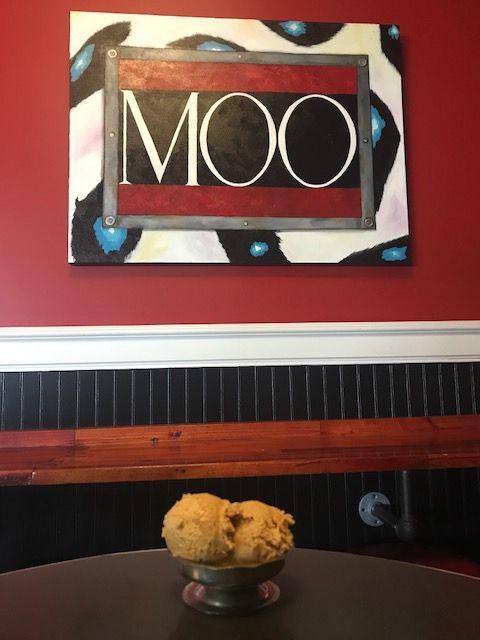 Moo Creamery ice cream contest