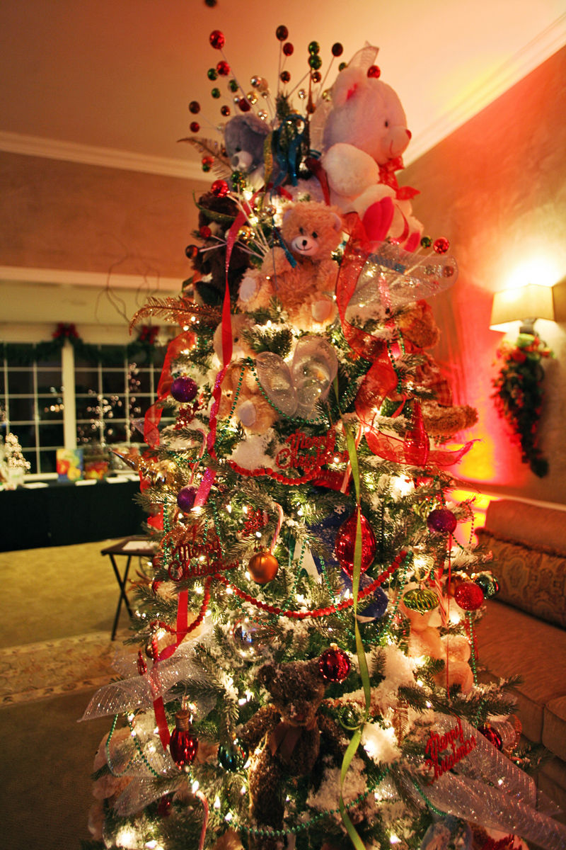enchanted forest - Enchanted Forest Christmas Trees