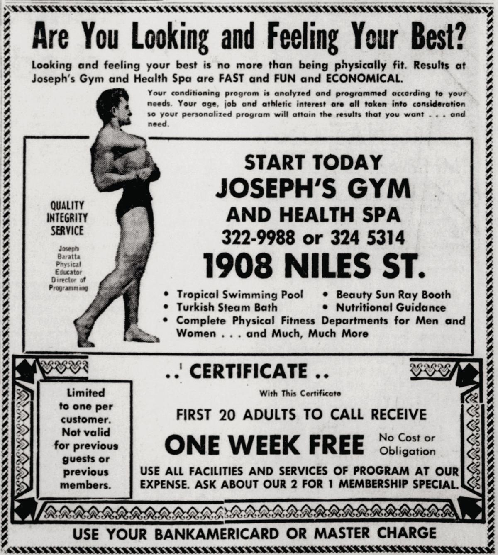 Joseph's Gym and Health Spa
