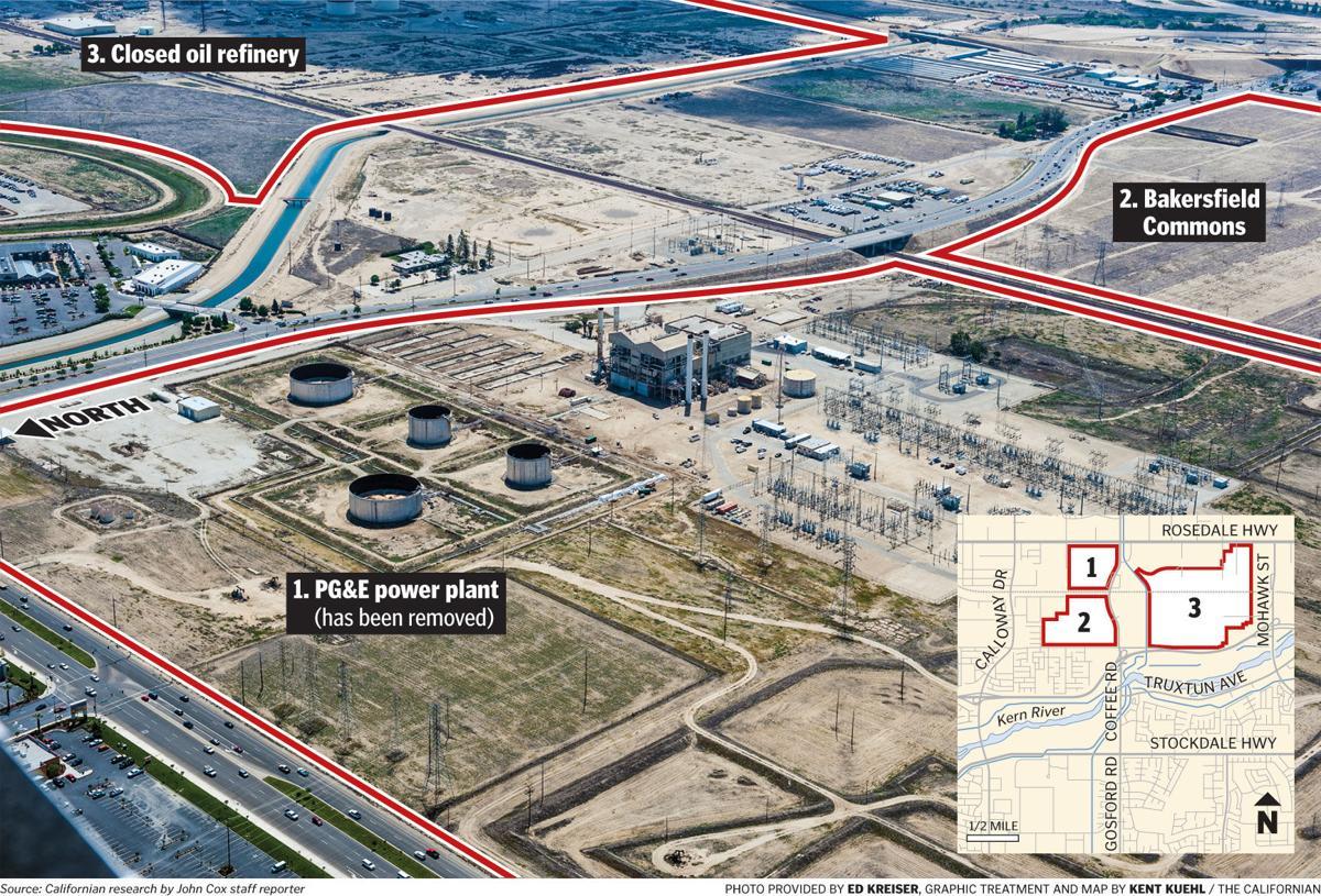 PG&E-plant-Commons-Oil-refinery