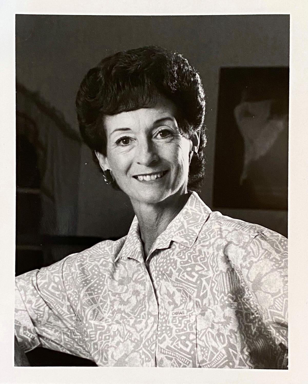 Martha 1985 or 86