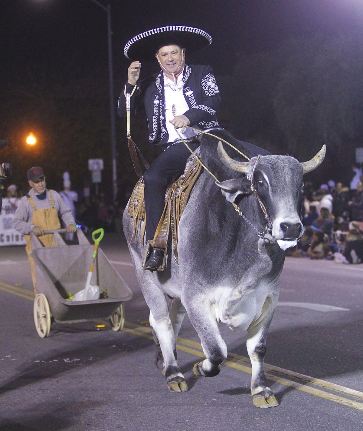 Christmas Parade kicks the holiday season into high gear